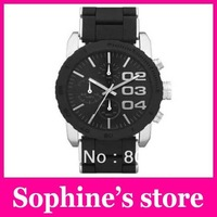 Sweden post Free shipping DZ5320 women's and  men's watch Stainless Steel quartz Wristwatches with logo +original box