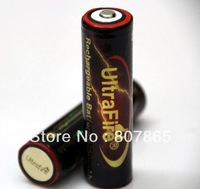 2Pieces ULTRAFIRE  4250mAh 18650 Li-ion Battery With  Protector 3.7V  Free Shipping