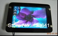 2013 hot salesl!free shipping/cheaper 8 Inch Fanless  touch all in onePC