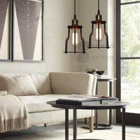 Copper lamp base loft antique vintage pendant light   free shipping