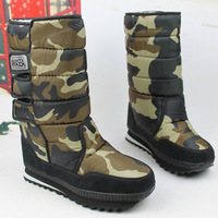 2013 New Arrival Men Winter Water Proof  Boots Winter Wear Shoes Warm Lining, Free Shipping XMX052