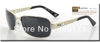 2013 Brand Luxury Polarized Sunglasses Fine Men Sun glasses With Origion Box Free Shipping SG034