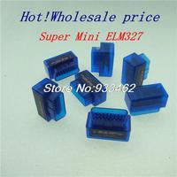 Hot !Latest Version V2.1 Super mini elm 327 Bluetooth OBDii / OBD2 Wireless Mini elm327 Works on Android Torque Free Shipping