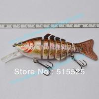 2014 best design swim bait  lure of fishing deep water lure with bib