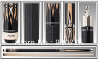 Fury ZS Series Pool Cue Model ZS-06/FURY CUE/Hard wood/Free shipping