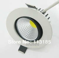 CE$RoHS Quality Epistar Chip LED Light Source  3W COB LED Ceiling Lamps 3 Years Warranty High Brightness DHL Free Shipping