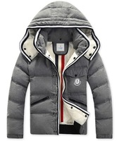Free Shipping The new winter 2013 thickening men down jacket cloth coat of male big yards