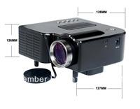 Mini Projector video projecteur LED lamp portable projectors led proiettore HDMI USB SD VGA AV handheld for PC laptop home use