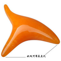 Trigonometric acupuncture stick medialbranch sole offoot beeswax massage device meridian massage