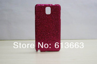Bling Bling Glittering Shining Hard Cover Case for SS Galaxy Note 3 N9000 + 100 pcs/lot Free Shipping