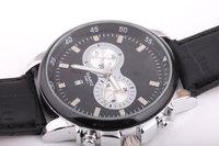 Hot Sale 2013 Fashion Famous Brand Watches Men Luxury Quartz Watch 1Pcs Free Shipping