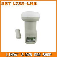 1pc/lot single lnb, universal LNB for satellite receiver, LNB ku band free shipping by post!