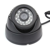TF card CCTV Dome Surveillance security camera Recorder DVR 24 IR LED Night vision