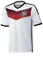 The 2014 World Cup/Thai quality 13-14 German national soccer jerseys short-sleeved shirt home clothes
