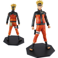 "UZUMAKI NARUTO Uzumaki Naruto 26cm / 10.2"" PVC Figure New In Box -Best Boy Girl Christmas Gift"