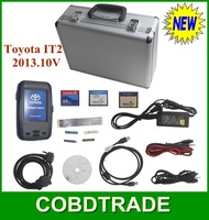 Newest Toyota Intelligent Tester IT2 2013.10V for Toyota and Suzuki Professional tool free shipping