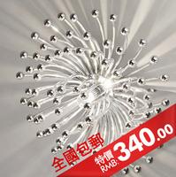 free shipping Jellyfish lamp chrysanthemum light ceiling light lamp  diameter 40cm