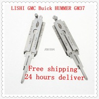 Free shipping!LISHI GMC/Buick/HUMMER GM37 (39 40 41) 2 in 1 Auto Pick and Decoder