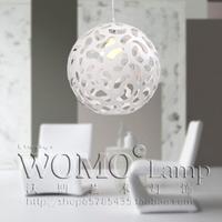 Lighting cutout circle pendant light modern pendant light translucidus dot pendant light