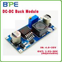 Free Shipping 2pcs/lot DC-DC Buck Converter Step Down Module LM2596 Power Supply Output 1.23V-30V