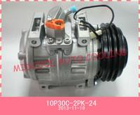 10P30C Compressor for Toyota Coaster(24V) OEM 88320-36560 447180-4090 88310-36212 447220-1451