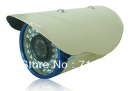 Security Sony Effio-e CCD 650tvl  ir box camera dvr kits outdoor surveillance CCTV camera