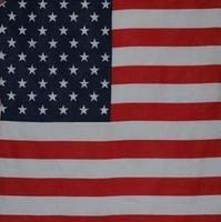 Outdoor ride bandanas hiphop hip-hop hiphop clothing hair accessory bandanas american flag large facecloth