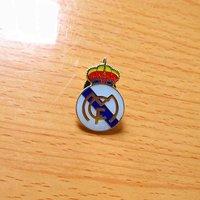 Free shipping Supplies team souvenir champions league real madrid badge brooch