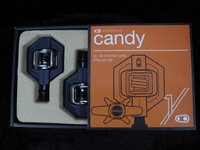 2014 GOOD Crankbrothers candy 1 whishts mountain bike auto lock pedal black free shipping
