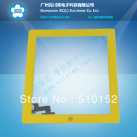 Original Touch panel For iPad 2 digitizer touch screen with home button replace