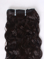 16 inch High quality origin Brazilian human hair weft