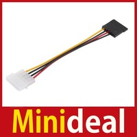 rising stars [MiniDeal] IDE to Serial ATA SATA HDD Power Adapter Cable Hot hot promotion!