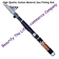 High quality carbon 1.8m 2.1m 2.4m 2.7m 3m ocean boat fishing rod,fishing accessories,fishing tools,daiwa,fishing rod carbon