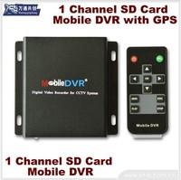 Car DVR / HD DVR / 1 -CH VEHICLE  DVR/ car video recorder school bus monitoring program