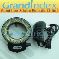 144 LED Lamp White light Color SS-HG-09 Circle light for microscope,Microscope Illumination