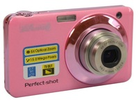 Free shipping Special offer product   5 x optical 15 million ultra-thin HD digital camera