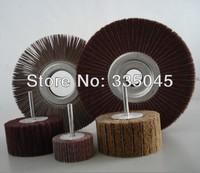 customized non woven flap whel