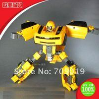 Christmas/new year Enlighten Child 8024 Educational Deformation Robot 139 pcs KAZI assembles particles block toys free Shipping