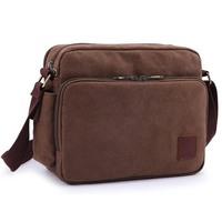 2014 New Arrival Canvas Bag For Men And Women Messenger Bags Multifunctional Shoulder Bag Briefcase Satchel