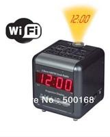 2 Band AF/FM Alarm Clock Radio Camera Wifi-Function Convert Camera DVR Camera Hidden Camera TM8