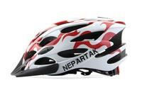 Bicycle helmet ride helmet mountain bike helmet one piece