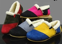 Wholesale and retail in 2013, the new women's fashion leisure cotton shoes shoes casual shoes lazy beggar