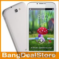 "6.0"" Quad Core Mpai Note3 MTK6589 Dual SIM Dual Camera 1G RAM 4G ROM Android4.2 Unlocked Smart Mobile"