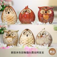 New arrival fashion home decoration owl decoration