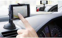 Free Shipping 360 Degree Rotating Universal Car Windshield Mount Holder Stand Bracket for Smartphone GPS MP4 PDA