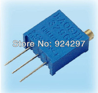 3296W-204 200K  Precision Adjustable High Potentiometer 3296 Potentiometer Adjustable Resistance 50PCS/ LOT