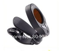 Best Free Shipping Mic Clip-on Digital LCD Electronic Chromatic Acoustic Bass Guitar Violin Tuner,Wholesale and retail