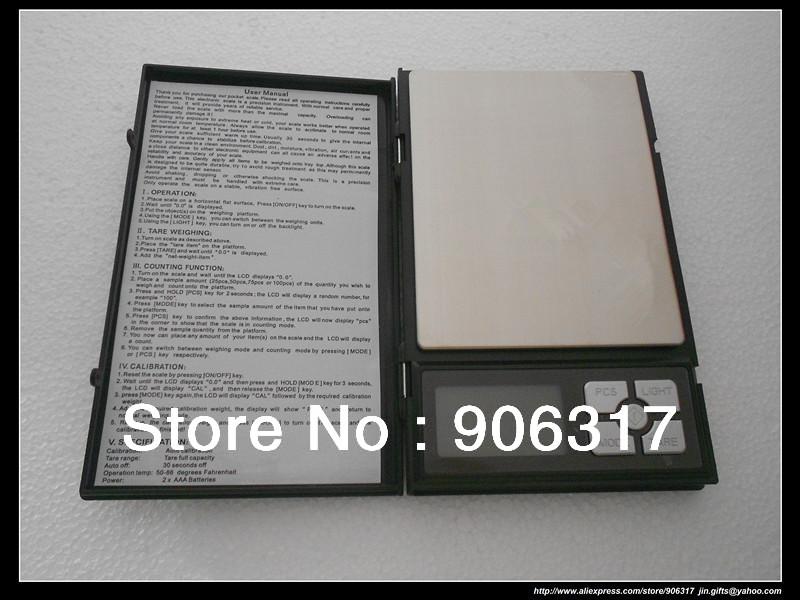 Digital Notebook Notebook Digital Scale
