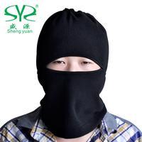 New design Outdoor  Fleece Dust mask CS caps Outdoor sport Windproof men/women riding mask  warm Hat