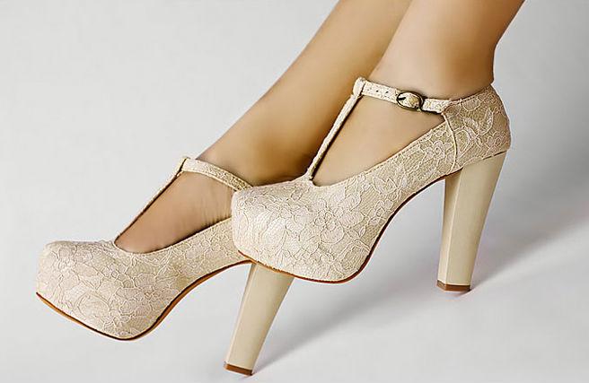online get cheap beige t strap heels alibaba group. Black Bedroom Furniture Sets. Home Design Ideas
